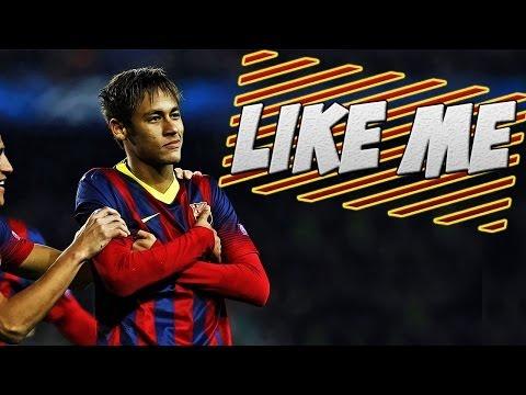 Baixar Neymar Jr - Like Me ● Skills & Goals ● 2014 HD
