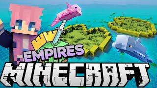 Queen Lizzie | Ep. 1 | Minecraft Empires 1.17
