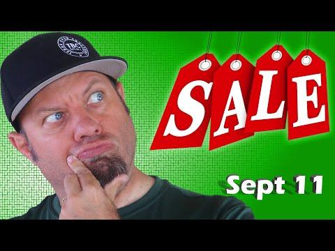 Ham Radio Shopping Deals for September 11