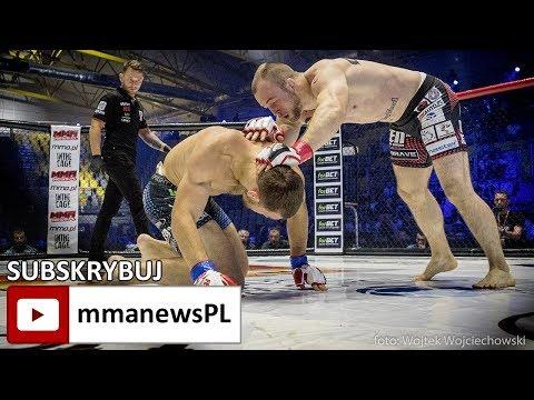 FEN 18: Mateusz Rębecki wysłał wiadomość do Mariana Ziółkowskiego przed walką o pas