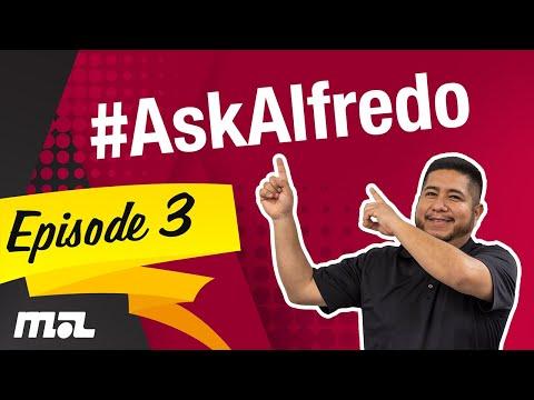 #AskAlfredo | Episode 3: Curing Digital Ink