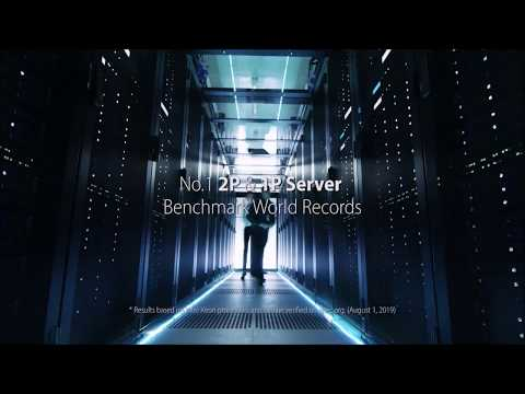 Sever and Workstation branding video | ASUS