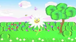 Gdzie strumyk płynie z wolna - piosenka dla dzieci