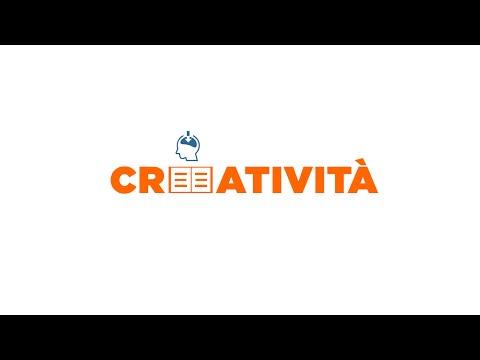 Idee in un minuto - CHE COS'È LA CREATIVITÀ