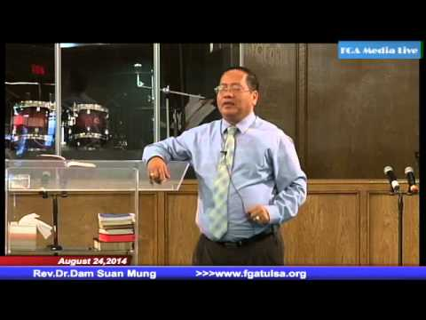 [FGATulsa]#1022#August 24,2014 English Service (Pastor Mung