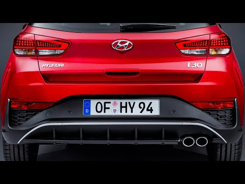 Hyundai i30 (2020) Hatchback, Fastback and Wagon