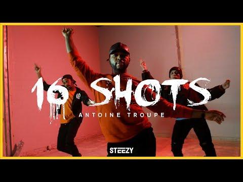 16 Shots - Stefflon Don | Antoine Troupe Choreography | STEEZY.CO