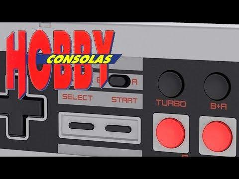 ESPECIAL NES REVISTAS HOBBY CONSOLAS