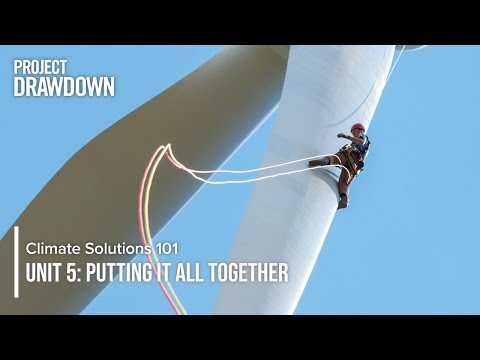 Project Drawdown, Solutions to Climate Change