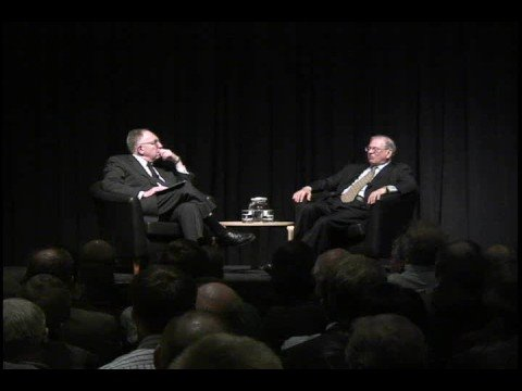 Computer Pioneer Robert Kahn with Ed Feigenbaum