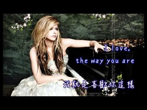 Avril Lavigne - Wish You Were Here中文歌詞