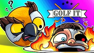 Golf-it Funny Moments -