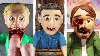 The Animator Trilogy (a Stop Motion animation)