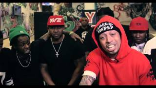 Young Money Full Cypher  Birdman & Yung Thugg Diss