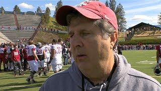 Mike Leach says Washington State needs to work on 'nearly everything' in advance of 2018 season