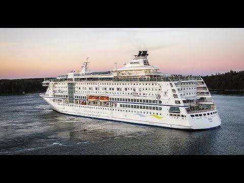 Grand Travel Award winner, Birka Cruises, chose top modern communication system - SMART1