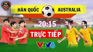 🔴 Xem Trực Tiếp U23 Hàn Quốc Vs U23 Australia Cuộc Đối Đầu Ông Lớn Châu Á