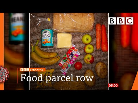 Free school meals: Minister demands 'urgent improvement' 🔴 @BBC News live – BBC