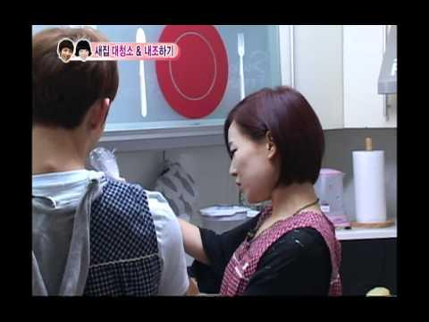 우리 결혼했어요 - We got Married, Jo Kwon, Ga-in(42) #04, 조권-가인(42) 20100904