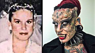 People Who Took Plastic Surgery Too Far