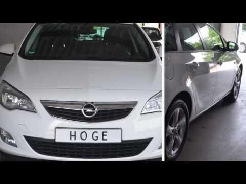 Opel Astra Sports Tourer 2.0 CDTI 160PK SPORT Airco ECC Navig