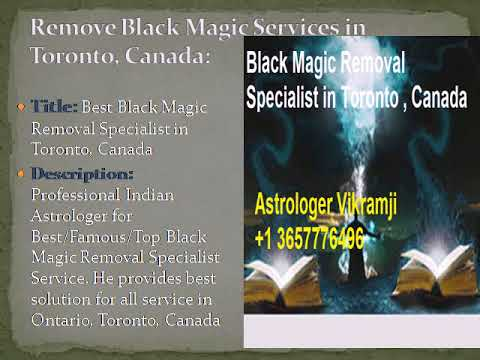 Astrologer Vikram ji – Black Magic Remove.ca– Top/Best/Famous Astrologer in Toronto, Canada: