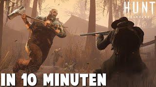 Hunt: Showdown in 10 Minuten!