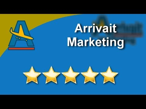 Arrivait Marketing Waterdown          Impressive           Five Star Review by Jim K.