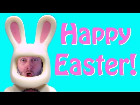 Easter in 3D !3D VIDEO