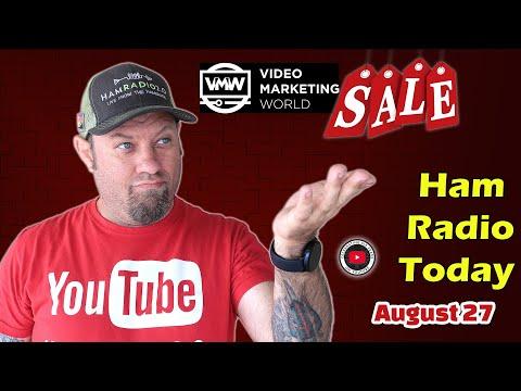 Ham Radio Today - Ham Radio Shopping Discounts for August 2021