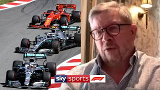 EXCLUSIVE! Ross Brawn says F1 could run without fans | Sky F1 Vodcast