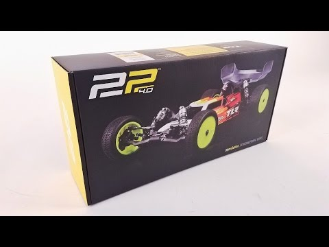 Team Losi Racing 22 4.0 2WD Electric Buggy
