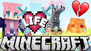 A Cute Surprise ... RUINED   Ep. 15   Minecraft X Life SMP