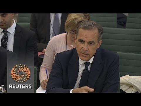 Carney: Brexit poses 'outsize' risks for UK banks