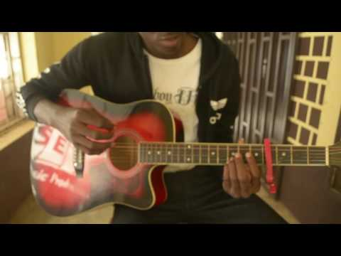 Wait For Me - Johnny Drille | Acoustic Guitar Tutorial by Symphony