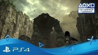 Shadow of the colossus :  bande-annonce