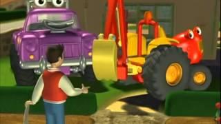 Tracteur Tom - Le jardin fleuri.flv