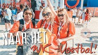 NAAR HET WK-VOETBAL IN RUSLAND! - 2018 | Lifestyle Spot