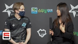 LS on the current state of the LCK: 'I'm not sure if [SKT] is up to par with Griffin'   Espn Esports
