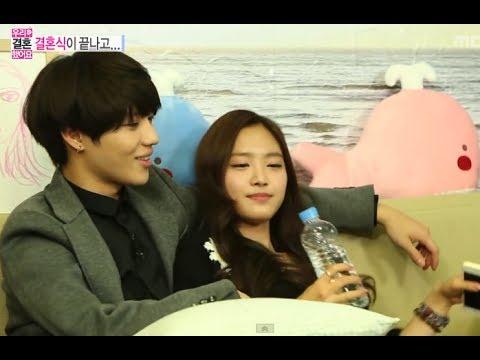 [ENG SUB - We Got Married] Tae-min, Na-eun (34) #03, 태민-손나은(34) 20131207