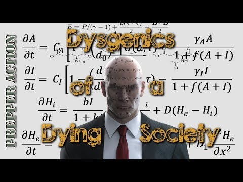 Dysgenics of a dying society