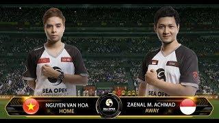 [15.09.2017] VIETNAM B vs INDONESIA [Group B] [SOC 2017]