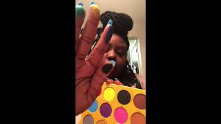 Wuzzam SUPA TRIED MY ENTIRE LIFE!!! BOX OF CRAYONS Palette | The Crayon Case