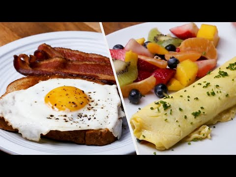 5 Healthy Breakfast Recipes To Keep You Fresh All Day ?Tasty