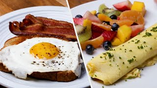 5 Healthy Breakfast Recipes To Keep You Fresh All Day •Tasty