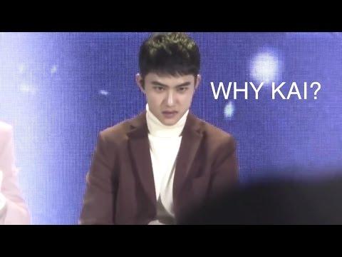 EXO D.O Reaction to Kai and Krystal Dating (Kaistal) #Kaisooforever