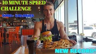 Crazy Beef Buster Burger Challenge - Toronto's Best Burger? Thesmoke