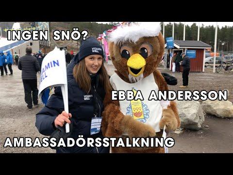 VLOGG 1 - Vi stalkar våra ambassadörer i Falun