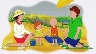 ᴴᴰ BEST ✓ Caillou 503 - What's Ringette?//Rainy Day at the Beach//Caillou Climbs NEW 2017 ♥