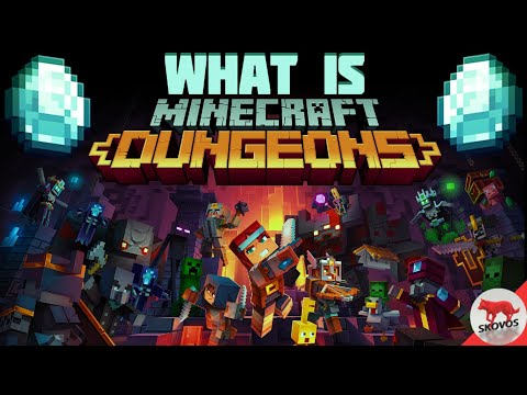 What is Minecraft Dungeons? Everything You Need to Know [Gameplay]
